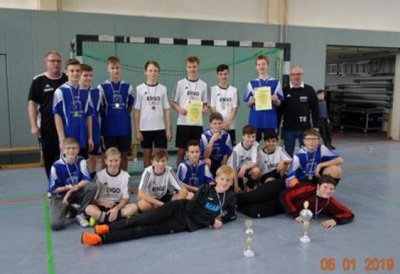Bei 7 teilnehmenden Mannschaften wurde das Turnier mit den Plätzen 1 und 3  sehr erfolgreich abgeschlossen. Herzlichen Glückwunsch ! ab6dd31424e8b